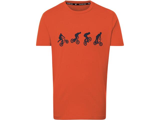 Dare 2b Go Beyond Camiseta Niños, blaze orange